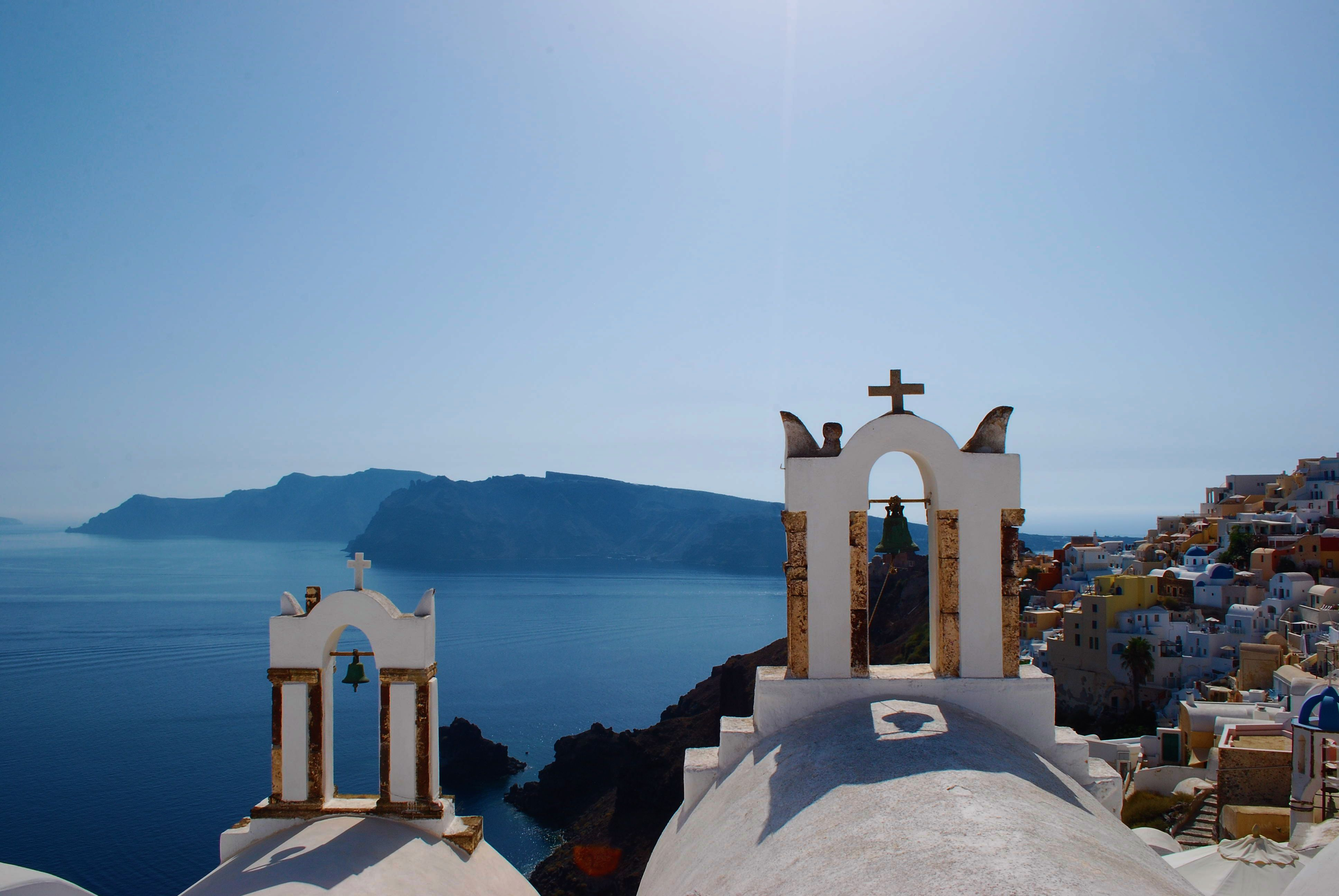 We fell in love with Santorini (and you will too!)