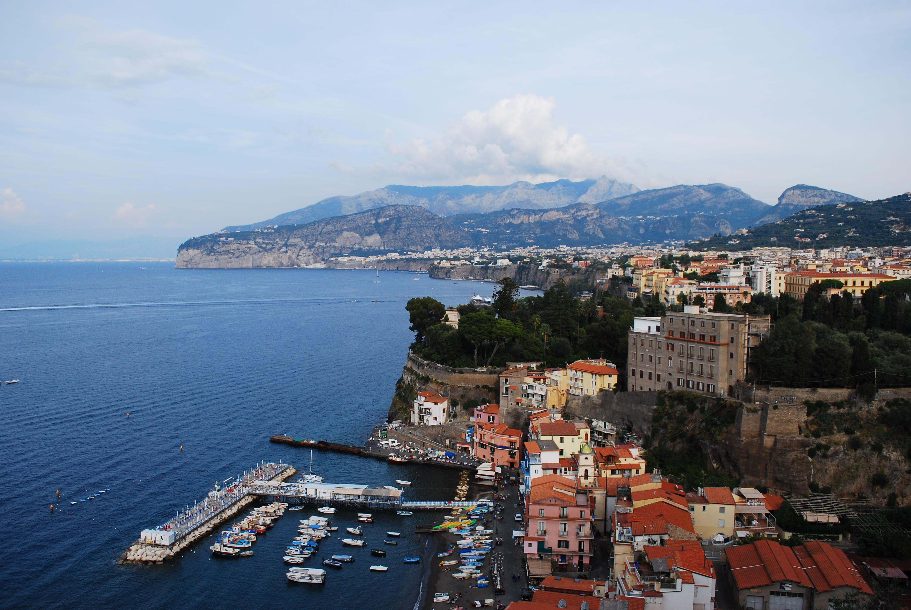 The Italian Roadtrip – Day 8 and 9 – Sorrento