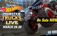 Hot Wheels Monster Truck-Mar 29-30