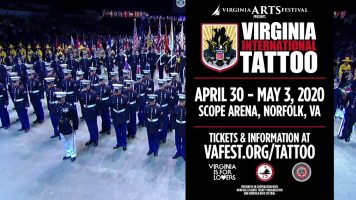 2020 Virginia International Tattoo April 30-May 3rd