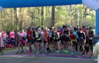 2020 Dismal Swamp Stomp Half Marathon, 5k-April 4th