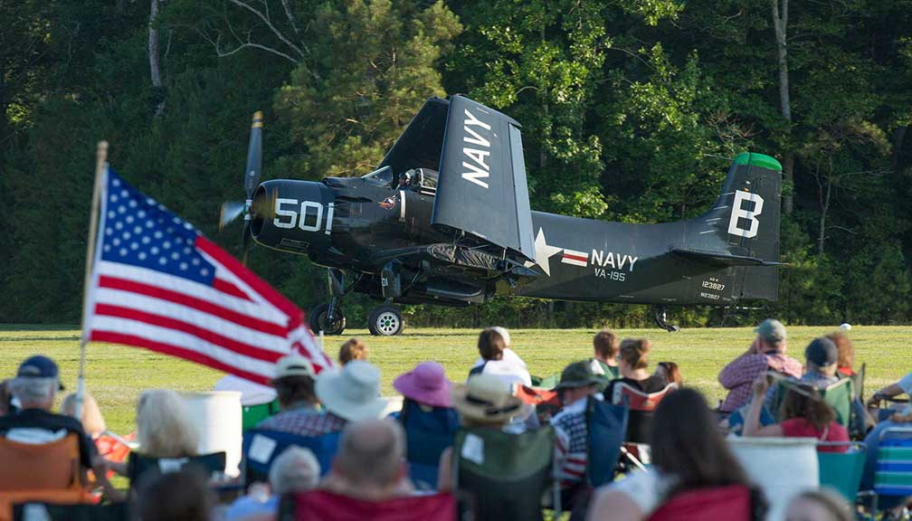 Looking for somthing new to do? Fly a WarBird!