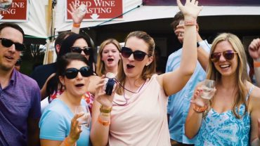 2020 Fall Town Point Wine Festival October 18th-19th